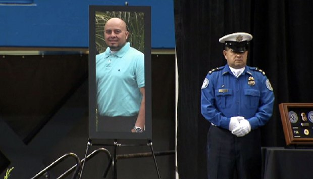 [LA] Supervisor: Slain TSA Officer Was Everyday Hero