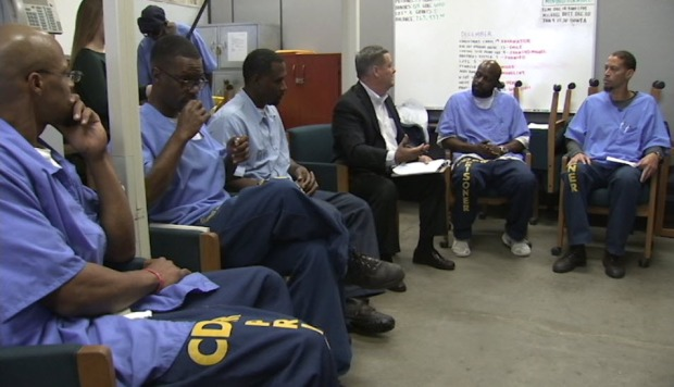 Behind the Scenes: San Quentin Inmates Discuss Prison Reform
