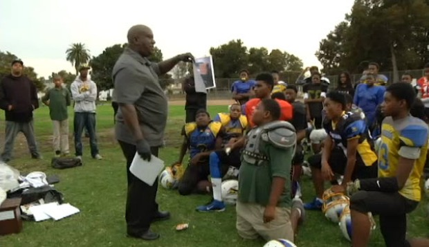 Behind the Scenes: Coaching  Oakland's Youth
