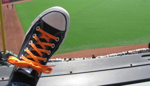 San Francisco Giants Opening Day: A Fan's View