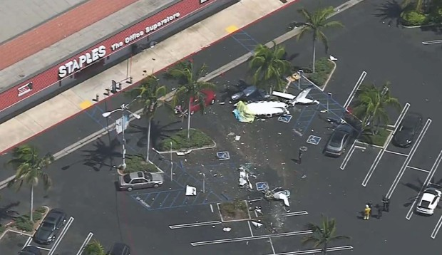 [BAY] Adults Killed in SoCal Plane Crash Had Bay Area Ties