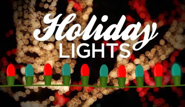 2012 Holiday Decorations & Lights