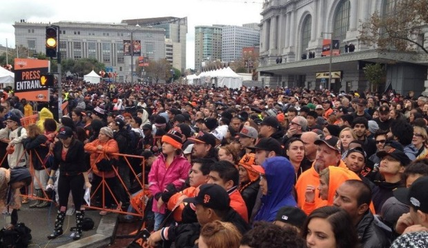 Giants Victory Parade (Part 8)