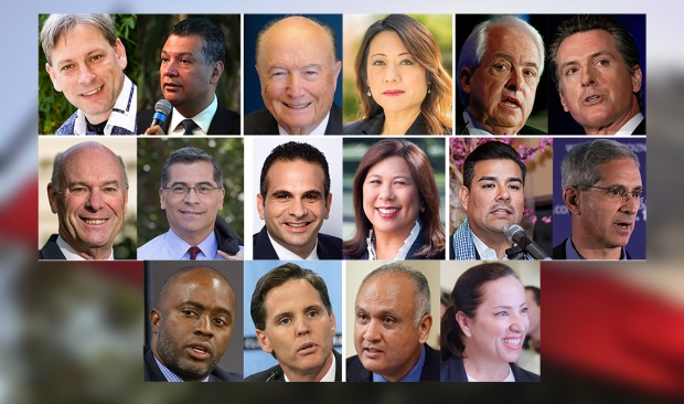 [LA GALLERY] Photos: Who's Running for State Office in California