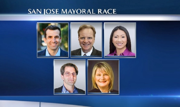 [BAY] Race For San Jose Mayor Heats Up