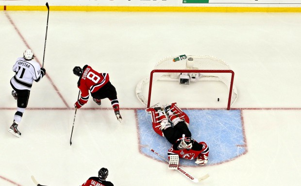Stanley Cup Final Game 1: Anze Kopitar's Game-Winner in OT