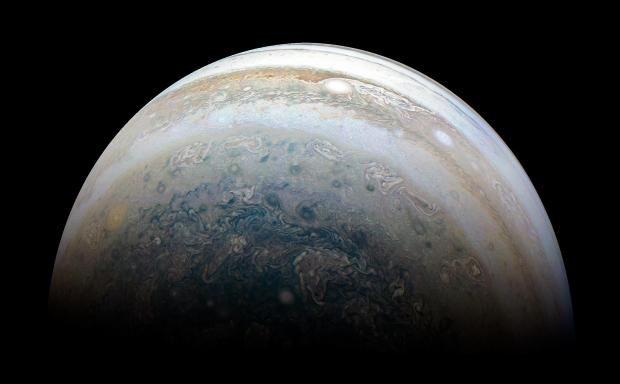 [NATL-LA GALLERY UPDATED 7/3/2018] Photos: NASA's Juno Spacecraft Chases Jupiter's Giant Red Storm