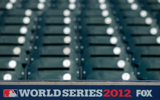 World Series Game 3 Photos