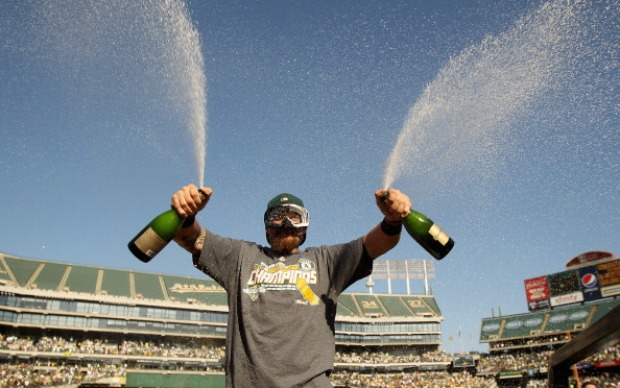 A's Beat the Rangers for ALW Title