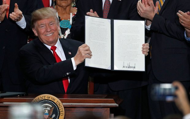 [NATL] Trump Scales Back 2 National Monuments in Utah