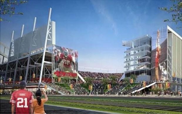 [BAY] Major Milestone in 49ers Stadium Construction