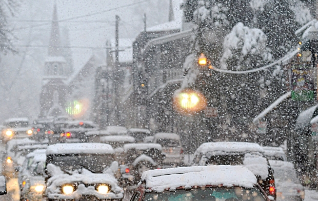 Winter Weather Returns to the Bay Area