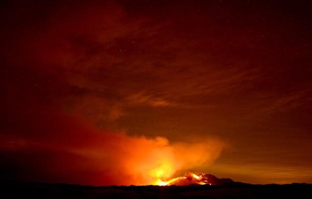 [BAY] Mt. Diablo Fire Grows to 3,700 Acres