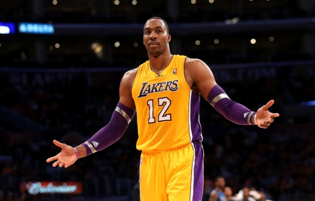 Dwight Howard on the Court