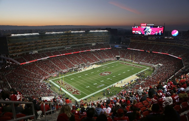 [BAY] Levi's Stadium Ready to Host 2016 Super Bowl