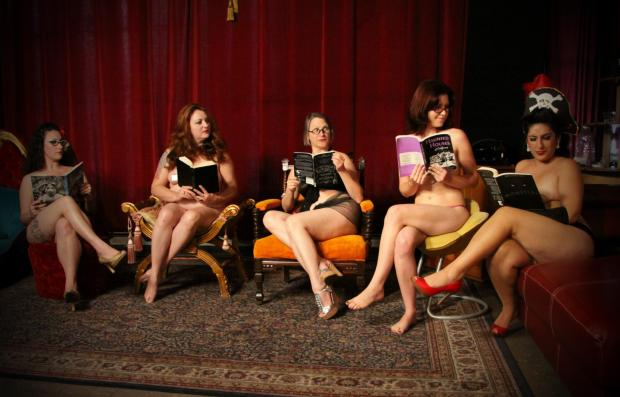 Naked Girls Bare All In Horror Story Reading