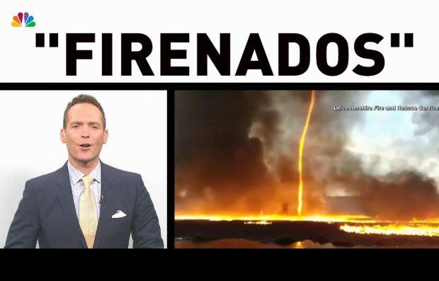[BAY] How Do Firenados Occur? NBC Bay Area's Chief Meteorologist Explains
