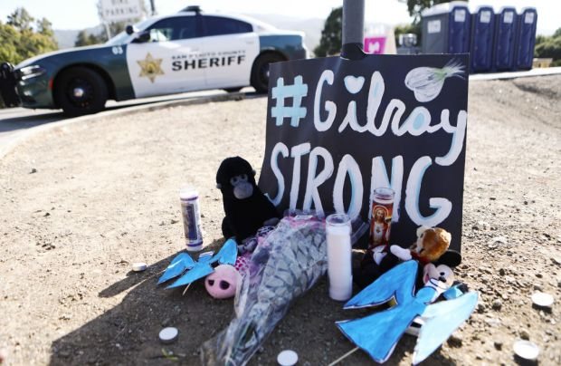 Still Healing After Garlic Festival Shooting, Gilroy Kicks
