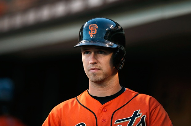 "[BAY] ""You Gotta be Hungry,"" Giants Catcher Buster Posey"