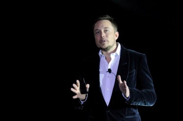 [BAY] Tesla CEO Elon Musk Talks Future at CPUC