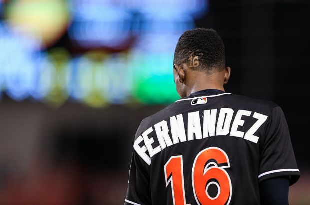 [NATL-MIA] Marlins Remember Jose Fernandez in 1st Home Game Since Tragedy