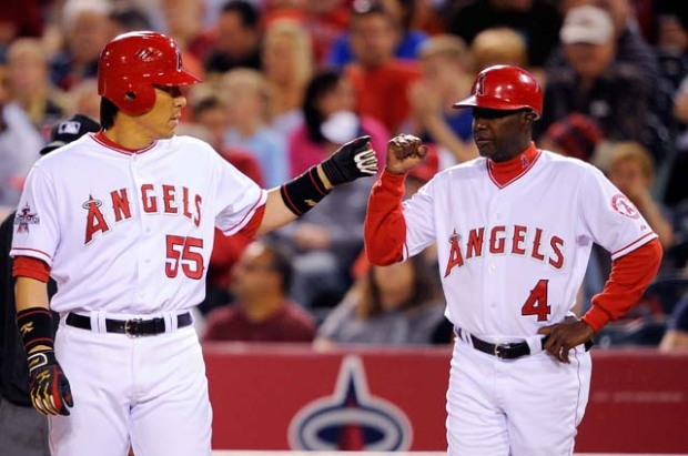 GALLERY: Opening Week for the Los Angeles Angels of Anaheim