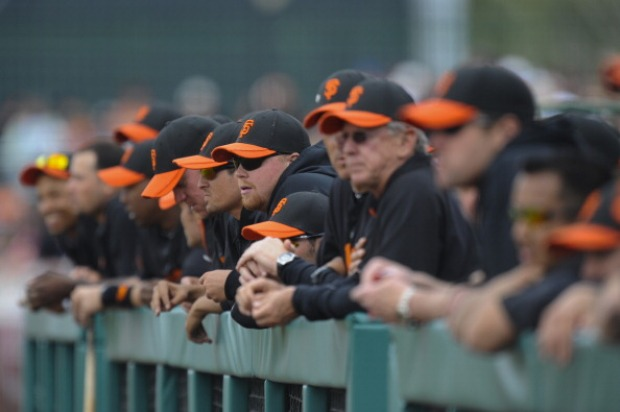 Giants Spring Training Highlights