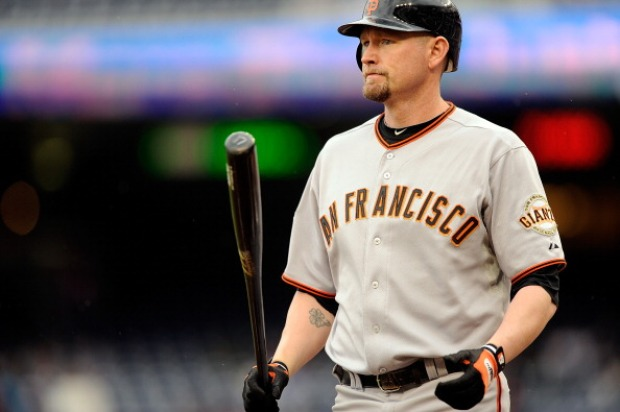 [BAY] Raw Video: Aubrey Huff's Future