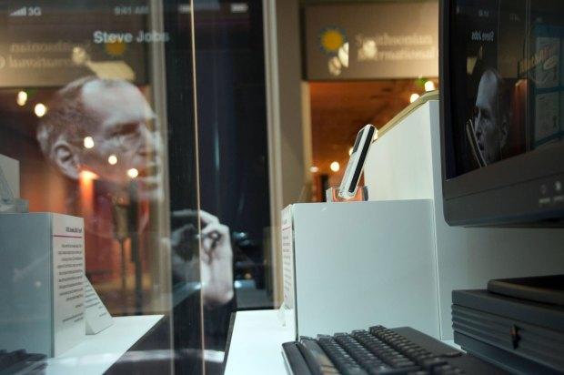 Inside the Smithsonian Steve Jobs' Exhibit