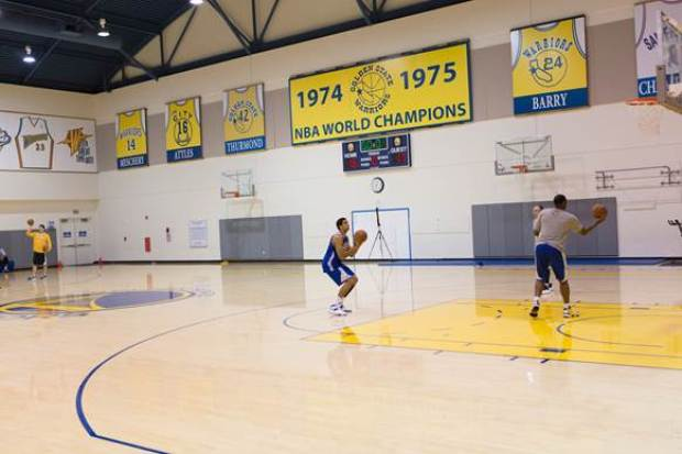Golden State Warriors Prepare for 2nd Round of NBA Playoffs