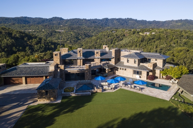 Look Inside the Palo Alto Estate Listed for Nearly $100M