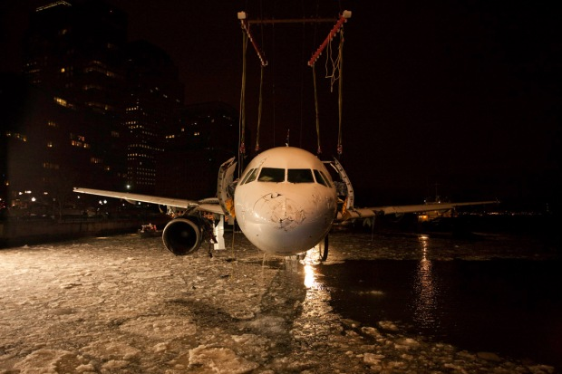 Inside Flight 1549: The Miracle on Hudson's Aftermath in Pictures