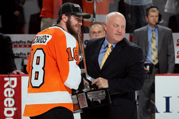 PHOTOS: Flyers Clinch Eastern Conference Championship