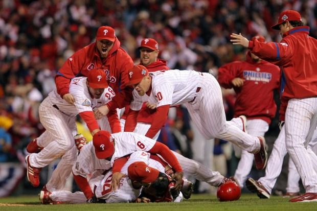 Phillies Win World Series