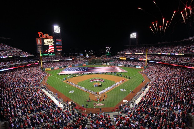 Giants Take on Phillies in the NLCS