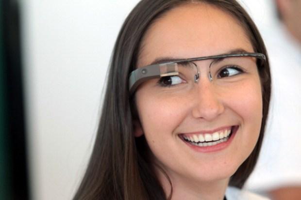 People Using Google Glass