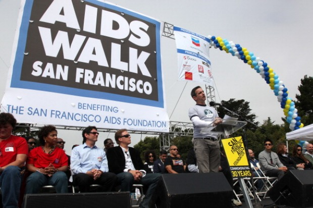 San Francisco AIDs Walk