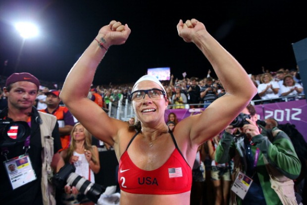 Kerri Walsh and Misty May-Treanor Win Third Gold Medal
