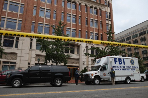 "[DC] ""Hero"" Guard Shot at Family Research Council"