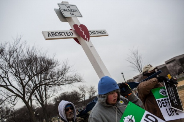 Photos: 2013 March for Life
