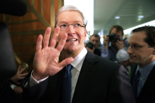 Apple, Tim Cook Testify Before Congress