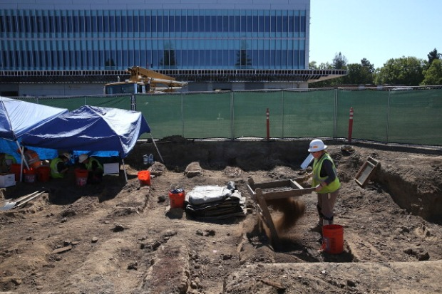 Potter's Field Excavated at San Jose Hospital