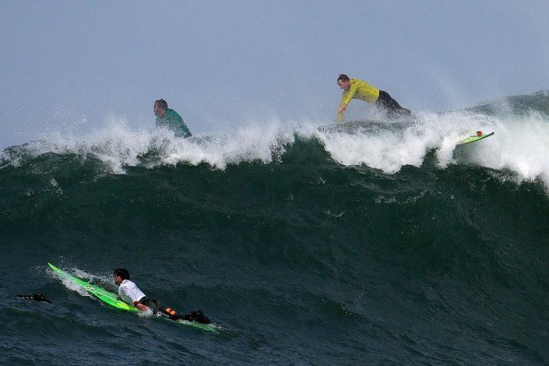 Mavericks Surf Contest: Bring on the Waves