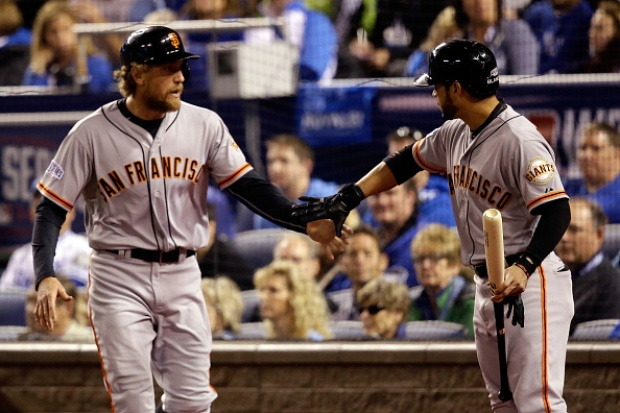 San Francisco Giants 2014 Playoff Highlights