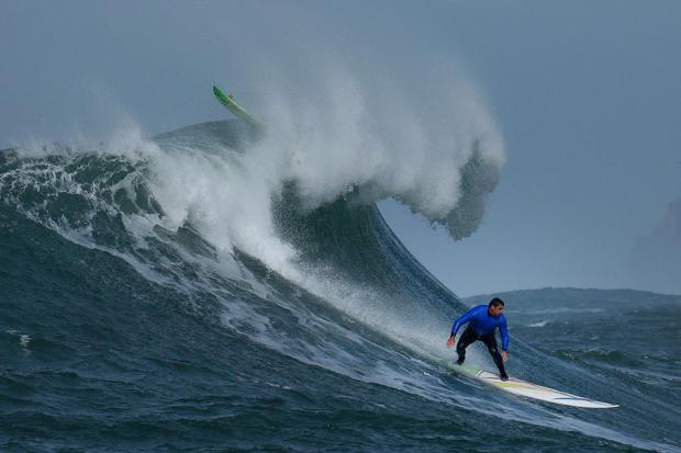 Mavericks Surf Contest Organizers File For Bankruptcy