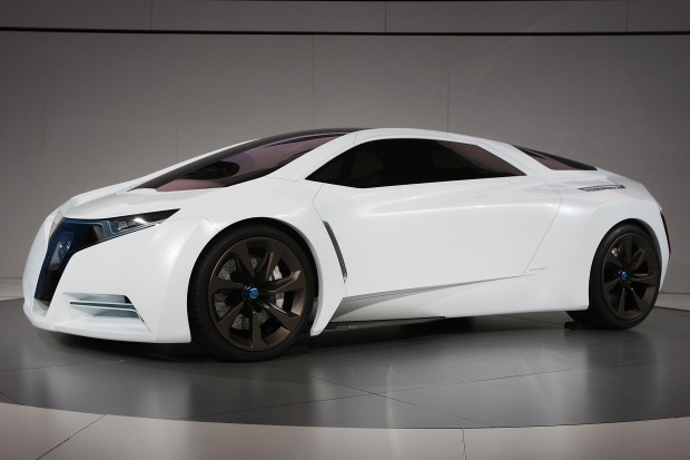 New Honda Concept Car Unveiled