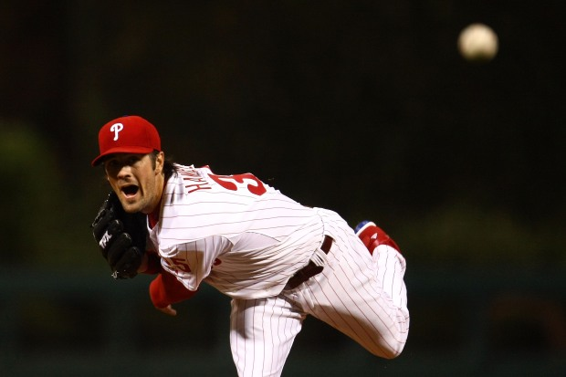 Images: Phillies Clinch the NL Pennant