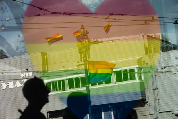San Francisco Celebrates 2015 Pride Weekend
