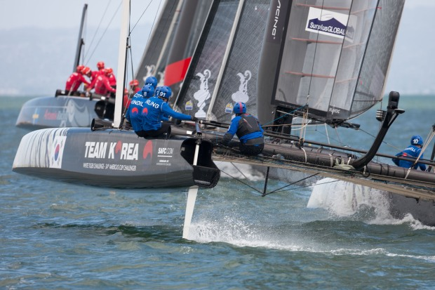 [BAY] America's Cup Preview