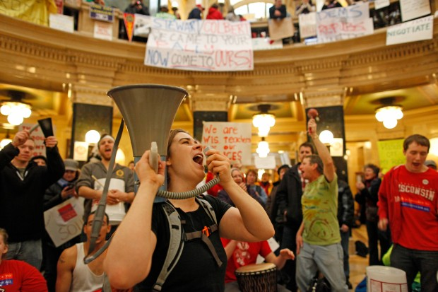 [BAY] Drum Beat of Wisconsin Pension Reform Heard Here